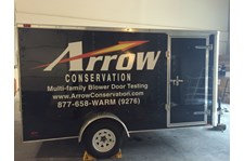 - Vehicle Graphics - Ready To Apply Graphics - Arrow Insulation - Mount Vernon, WA